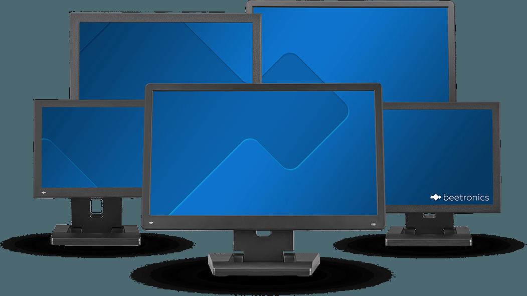 Experten für kleine Monitore