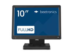 10 Zoll Monitor Vorderansicht