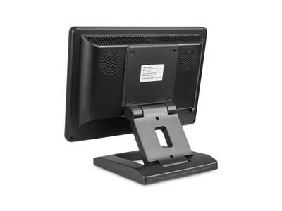 10 Zoll Monitor seitliche Rückansicht